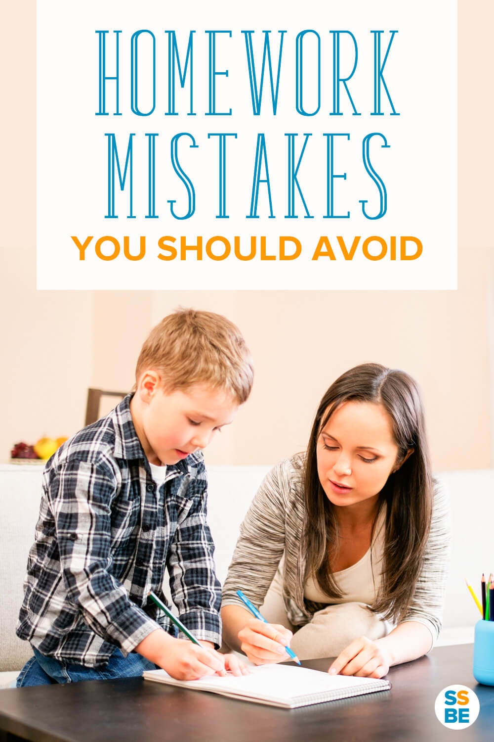 5 Home Work Mistakes you Should Avoid