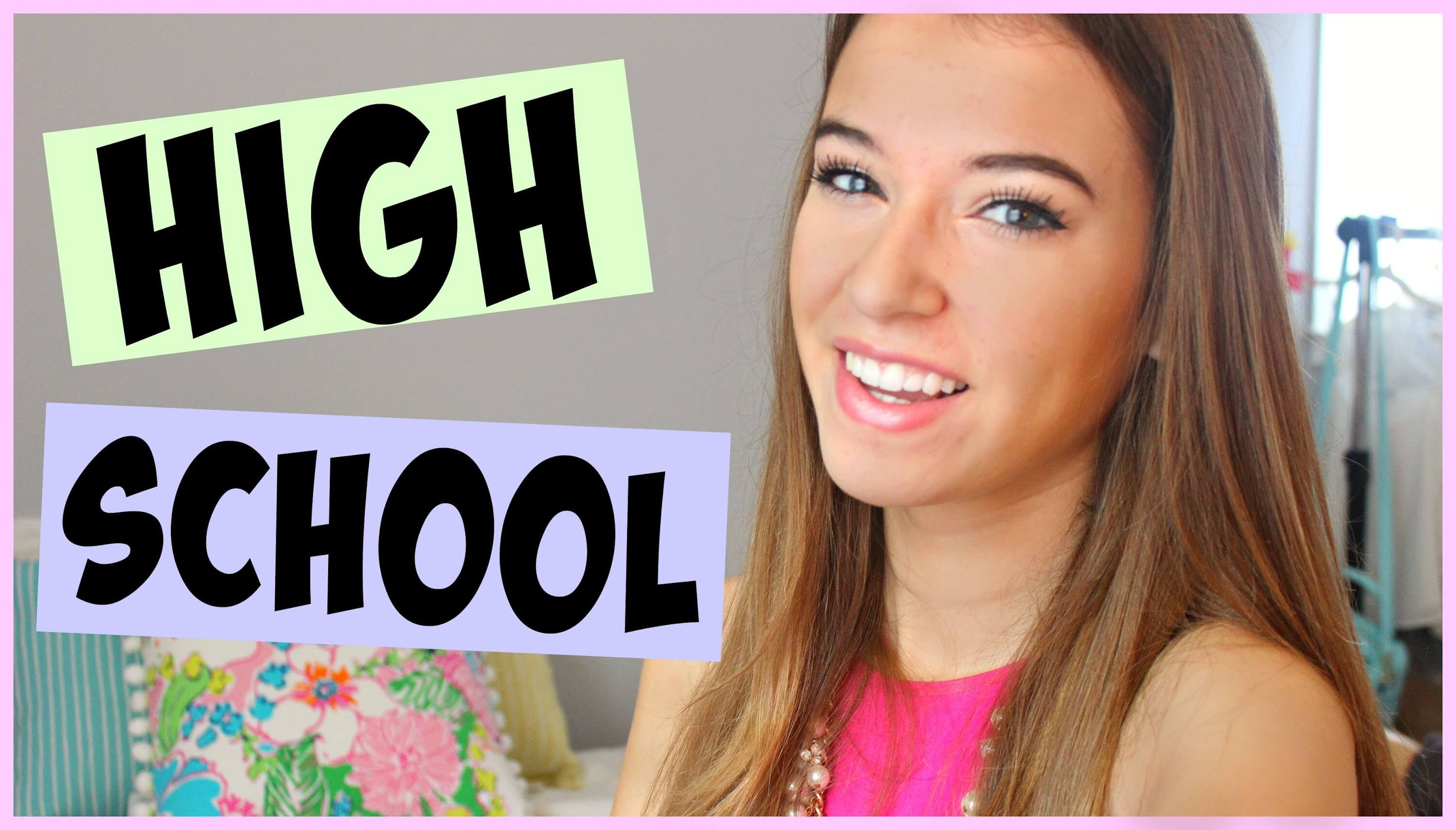 things you should know about high school
